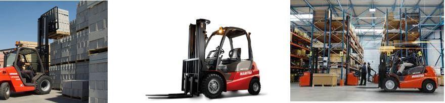 Louez un chariot élévateur diesel