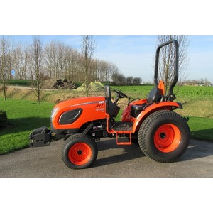 Tracteur 33 ch