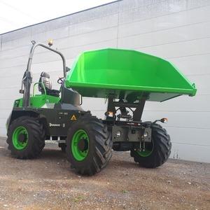 Wieldumper 6 ton