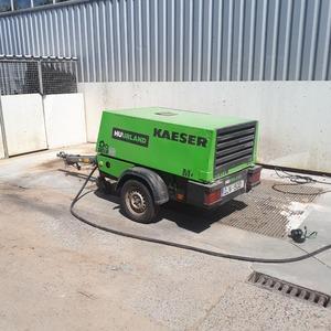 Compressor 4000 L/min (diesel) nr.19