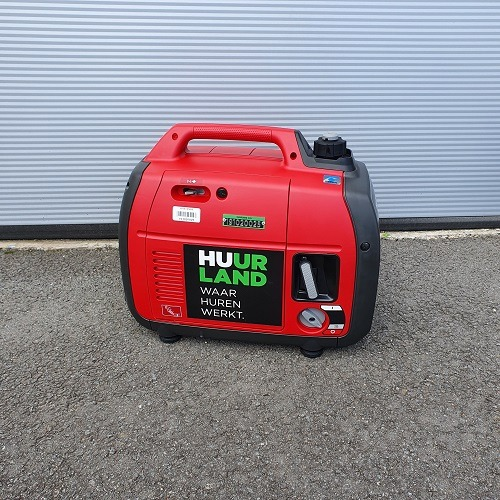 Generator 2 KVA draagbaar