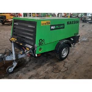 Compressor 4000 L/min met NK (diesel) 04