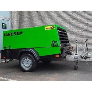 Compressor 4000 L/min met NK (diesel) 09