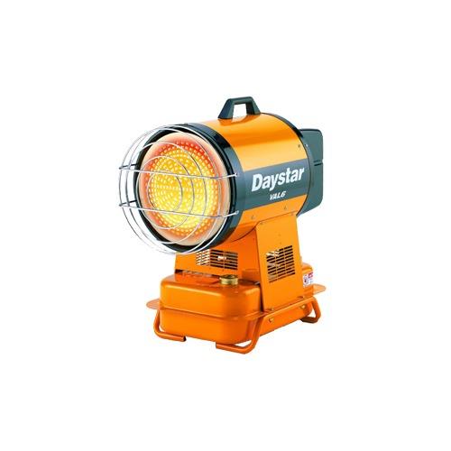 foto infraroodstraler op diesel 15 kW