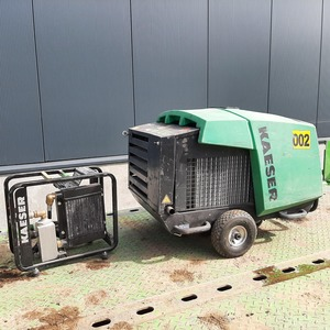 Compressor 1000 L/min NK (benzine) 02