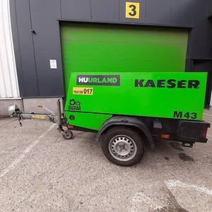 Compressor 4000 L/min (diesel) nr.17